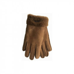 Hortons England  羊皮手套 香料色/肉桂色  Hortons England Richmond Sheepskin Gloves - Spiced