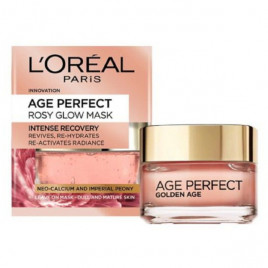 L'Oreal - Age Perfect Rosy Glow Mask (50ml)