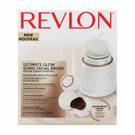 Revlon - Ultimate Glow Clean and Make Up Sonic Facial Brush