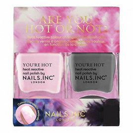 Nails Inc 指甲油组合套装 Are You Hot Or Not