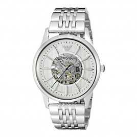 Emporio Armani Mens Dress Skeleton Watch AR1945