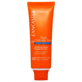 兰嘉丝汀 Lancaster Sun Care Ultra Protection Tan Control for Face - SPF50 - 50ml