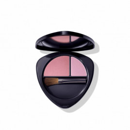 Dr Hauschka - Blush Duo 02 Dewy Peach (5.7g)