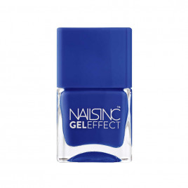 Nails Inc. Gel Effect 指甲油 - Baker Street Blue