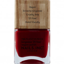Nails Inc. Plant Power Nail Polish Collection - Swear By Salutation