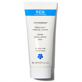 REN - Vita Mineral Emollient Rescue Cream (50ml)