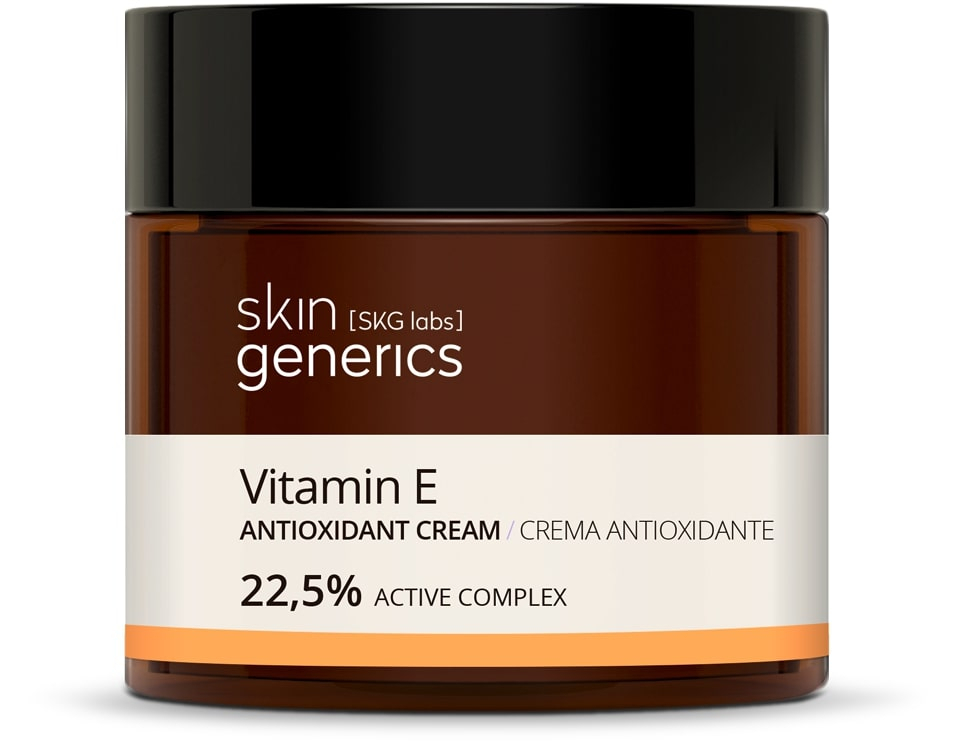 Skin Generics - Antioxidant cream with Hyluronic Acid and Vitamin E (50ml)